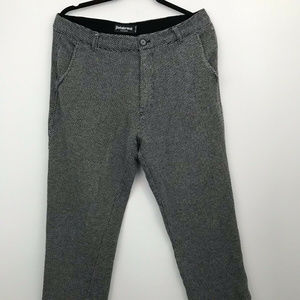 Betabrand Mens Tweed Pants 32x32